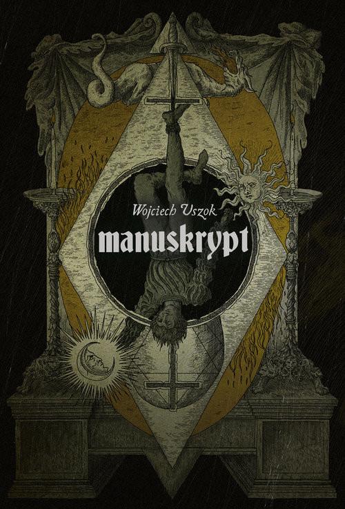 okładka Manuskryptksiążka |  | Uszok Wojciech