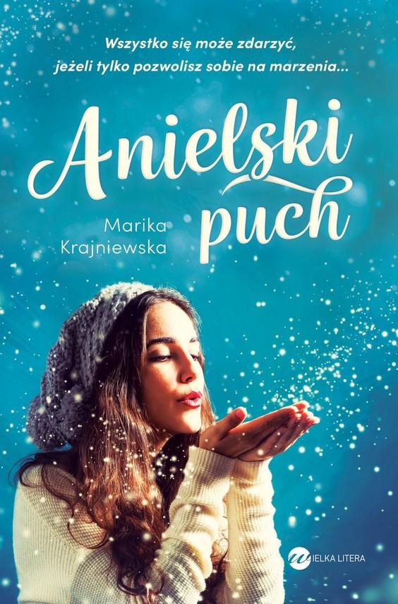 okładka Anielski puchksiążka |  | Marika Krajniewska