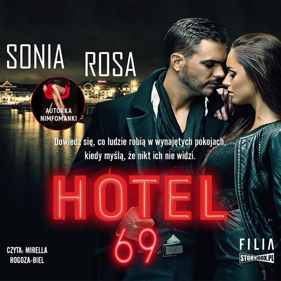 okładka Hotel 69audiobook | MP3 | Sonia Rosa