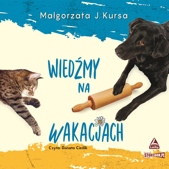 okładka Wiedźmy na wakacjachaudiobook | MP3 | Małgorzata J. Kursa