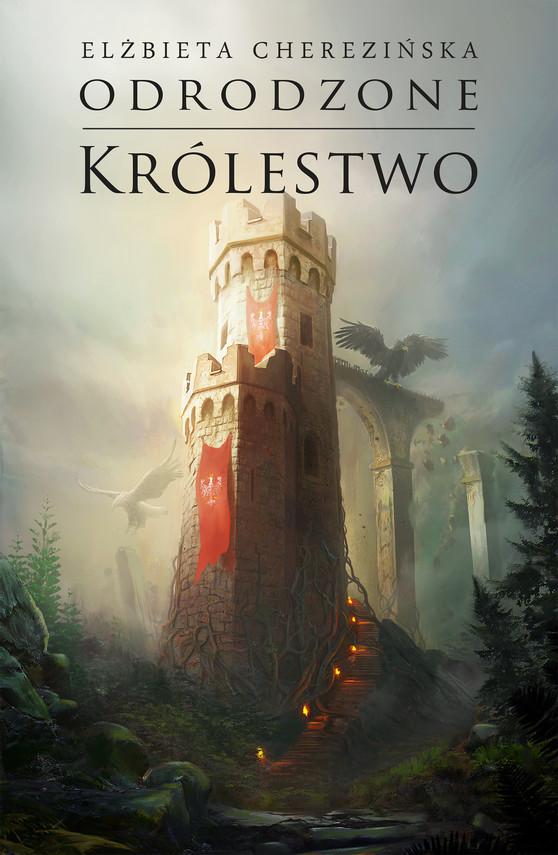 okładka Odrodzone królestwo opr. mk.ebook | epub, mobi | Elżbieta Cherezińska