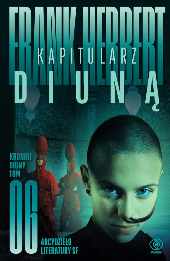 okładka Kapitularz Diunąebook | epub, mobi | Frank Herbert