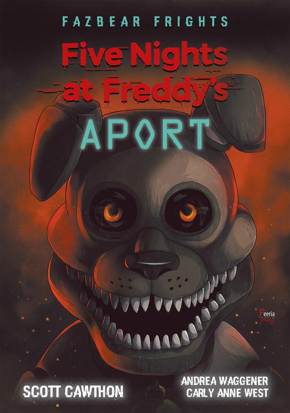 okładka Five Nights At Freddy's. Aportebook | epub, mobi | Scott Cawthon