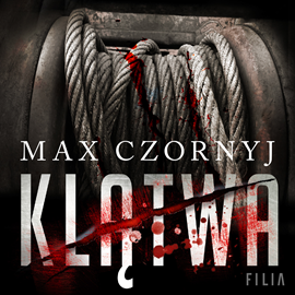 okładka Klątwaaudiobook | MP3 | Max Czornyj