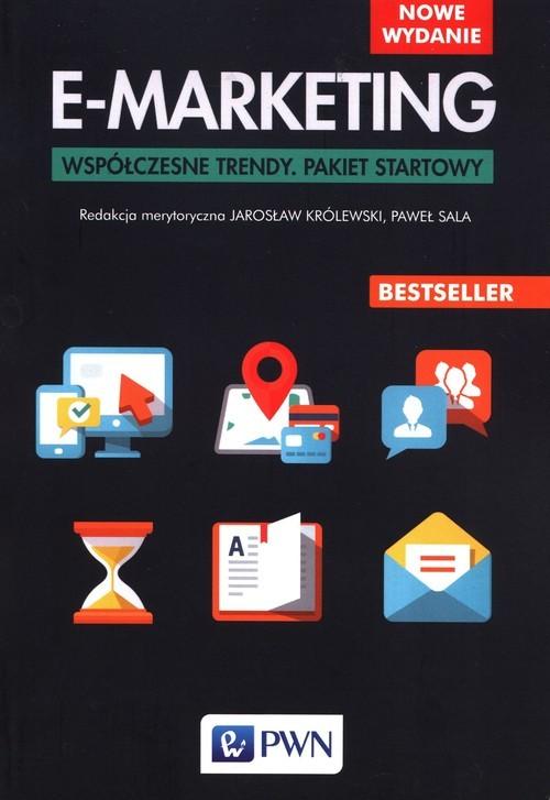 okładka E-marketing Współczesne trendy. Pakiet startowyksiążka |  |