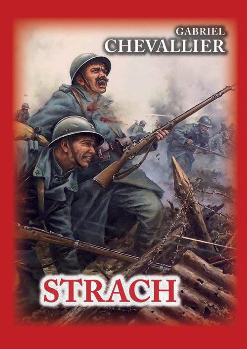 okładka Strachksiążka |  | Chevallier Gabriel