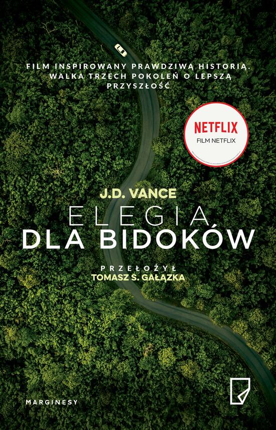 okładka Elegia dla bidokówebook | epub, mobi | Vance J.D.