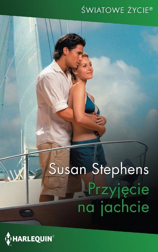 okładka Przyjęcie na jachcieebook   epub, mobi   Susan Stephens