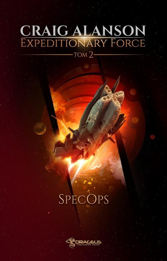 okładka Expeditionary Force. Tom 2. SpecOpsebook   epub, mobi   Craig Alanson
