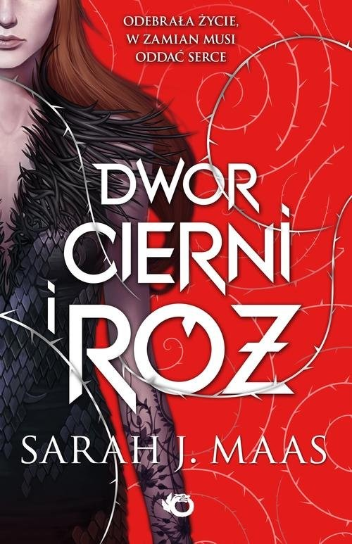 okładka Dwór cierni i różksiążka |  | Sarah J. Maas