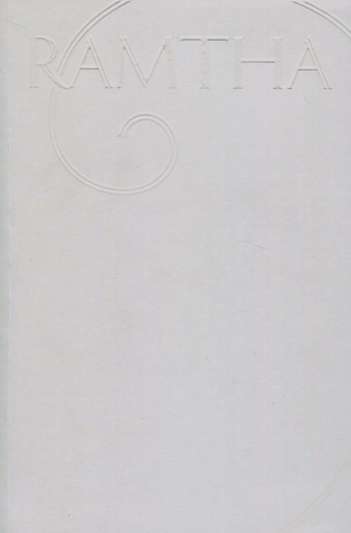 okładka Ramtha Biała księgaksiążka      Knight JZ