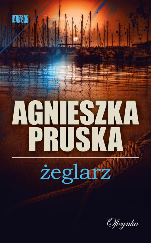 okładka Żeglarzksiążka      Agnieszka Pruska