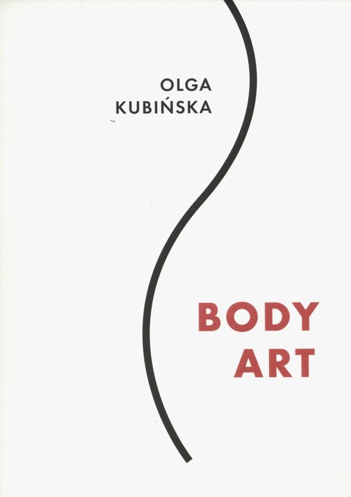 okładka Body art.książka |  | Olga Kubińska