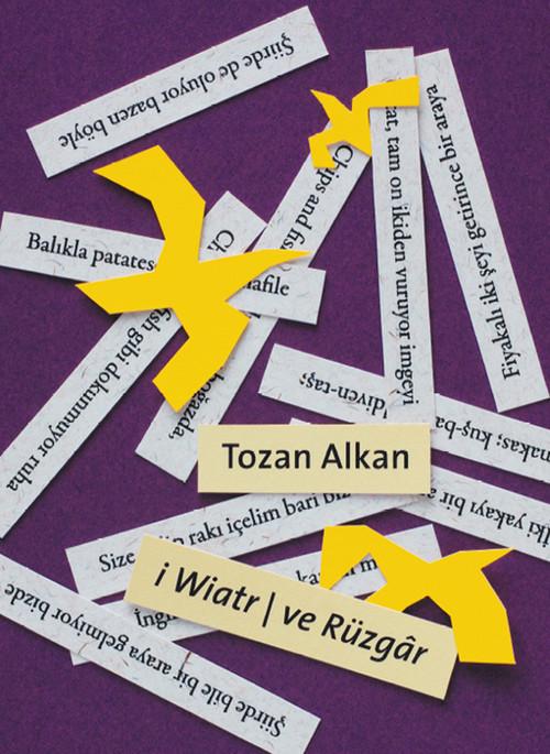 okładka i Wiatrksiążka |  | Alkan Tozan