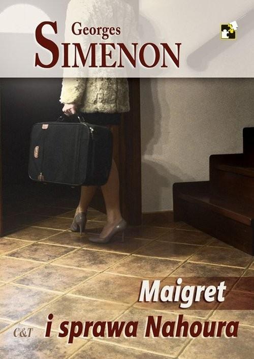 okładka Maigret i sprawa Nahouraksiążka |  | Georges Simenon