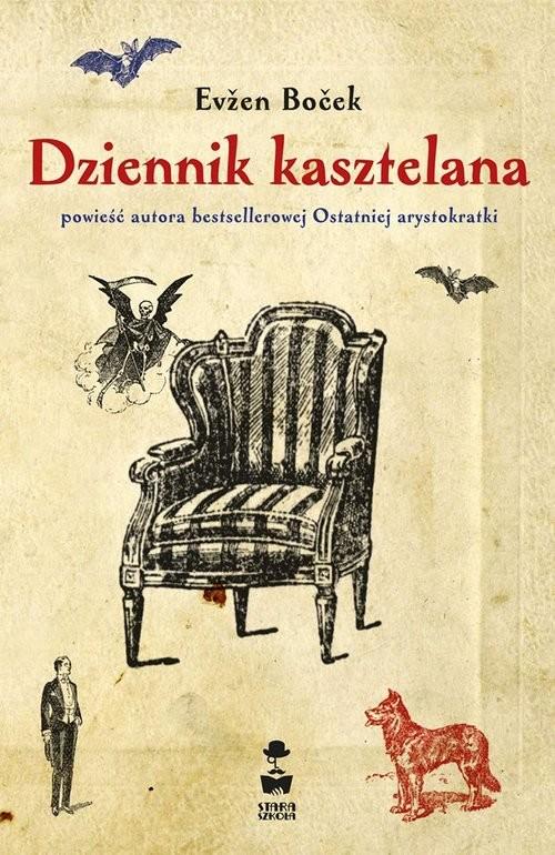 okładka Dziennik kasztelanaksiążka |  | Evžen Boček