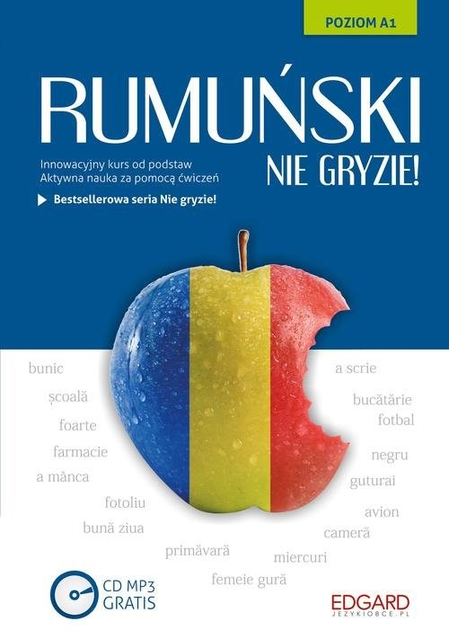 okładka Rumuński nie gryzie!książka |  | Emilia Ivancu, Tomasz Klimkowski