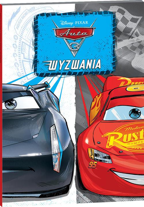 okładka Auta 3 Wyzwania DUO-2książka |  |
