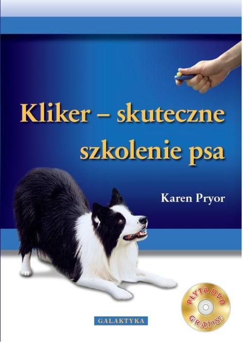 okładka Kliker skuteczne szkolenie psa + CDksiążka |  | Pryor Karen