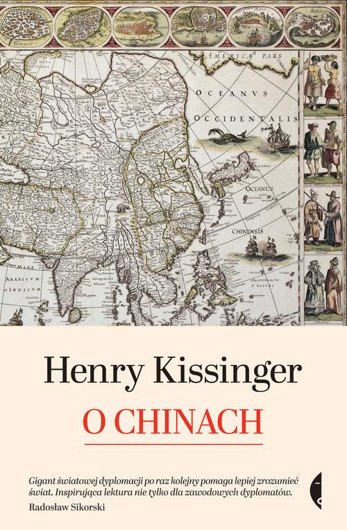 okładka O Chinachksiążka      Henry Kissinger