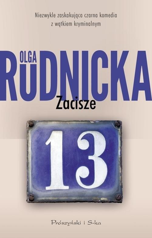 okładka Zacisze 13książka      Olga Rudnicka