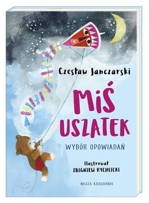 okładka Miś Uszatekksiążka      Czesław Janczarski