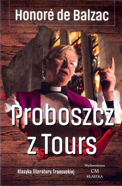 okładka Proboszcz z Toursksiążka |  | Honoré de Balzac