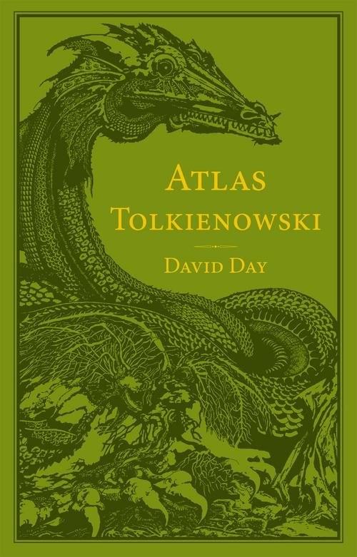 okładka Atlas Tolkienowskiksiążka |  | Day David