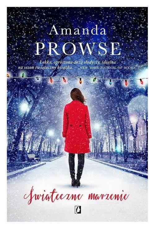 okładka Świąteczne marzenieksiążka      Amanda Prowse