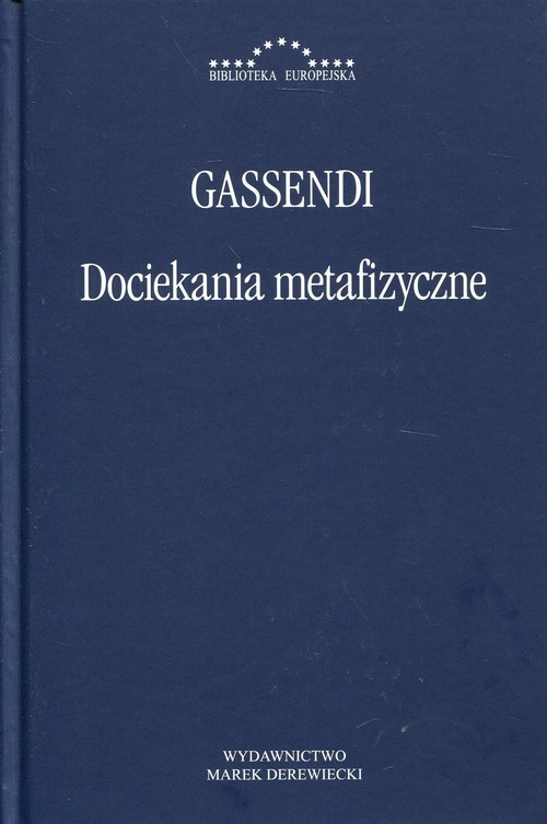 okładka Dociekania metafizyczneksiążka |  | Gassendi Pierre
