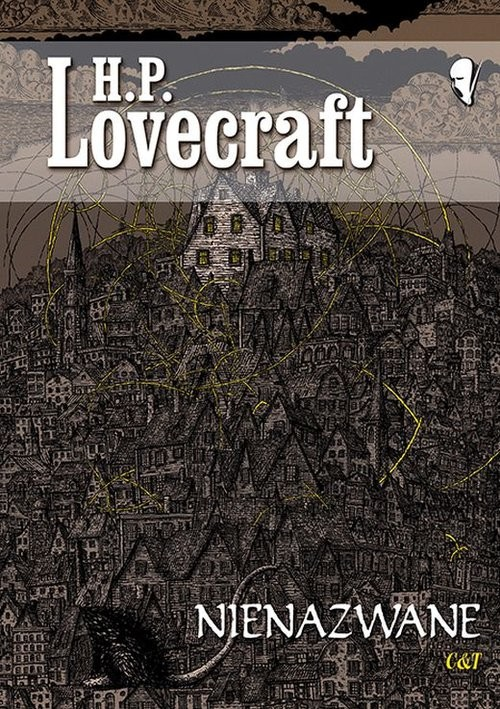 okładka Nienazwaneksiążka      H. P. Lovecraft