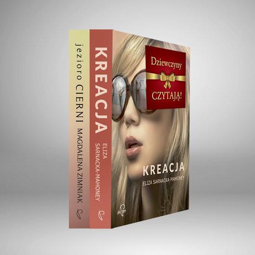 okładka Dziewczyny czytają Kreacja / Jezioro cierni Pakietksiążka |  | Eliza Sarnacka-Mahoney, Magdalena Zimniak