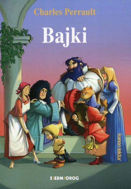 okładka Bajkiksiążka      Charles Perrault