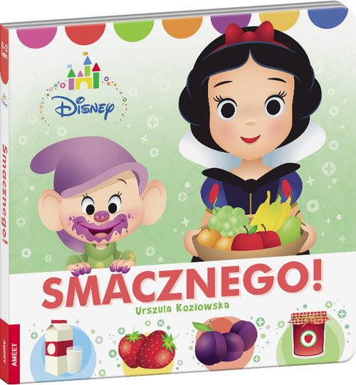 okładka Disney Maluch Smacznego DBN-6książka |  | Urszula Kozłowska