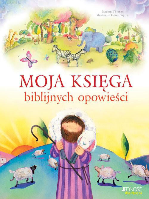 okładka Moja księga biblijnych opowieściksiążka |  | Marion Thomas