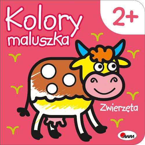 okładka Kolory maluszka Zwierzętaksiążka |  | Kozera Piotr