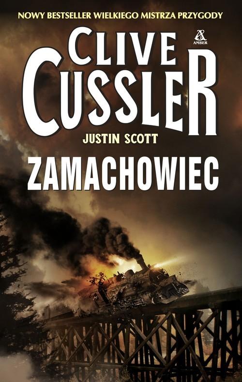 okładka Zamachowiecksiążka |  | Cussler Clive, Justin Scott