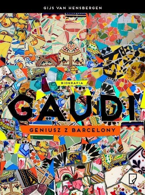 okładka Gaudi Geniusz z Barcelonyksiążka |  | van Hensbergen Gijs