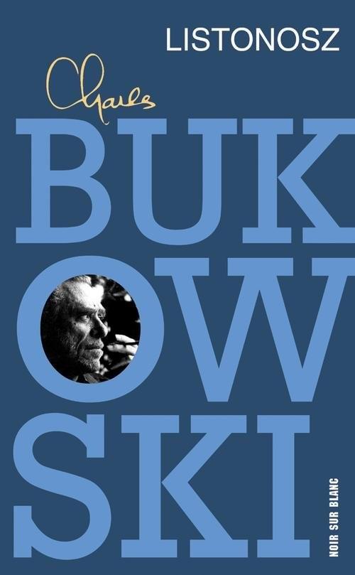 okładka Listonoszksiążka      Charles Bukowski