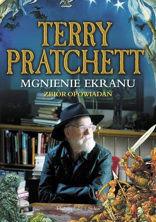 okładka Mgnienie ekranu. Zbiór opowiadańksiążka |  | Terry Pratchett