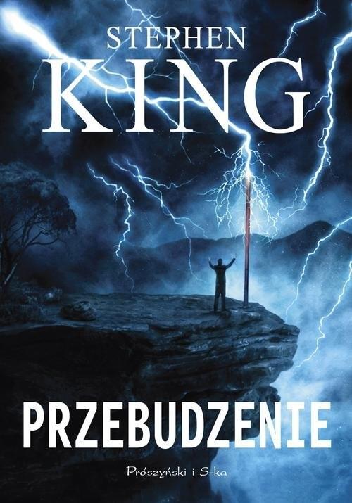 okładka Przebudzenieksiążka      Stephen King