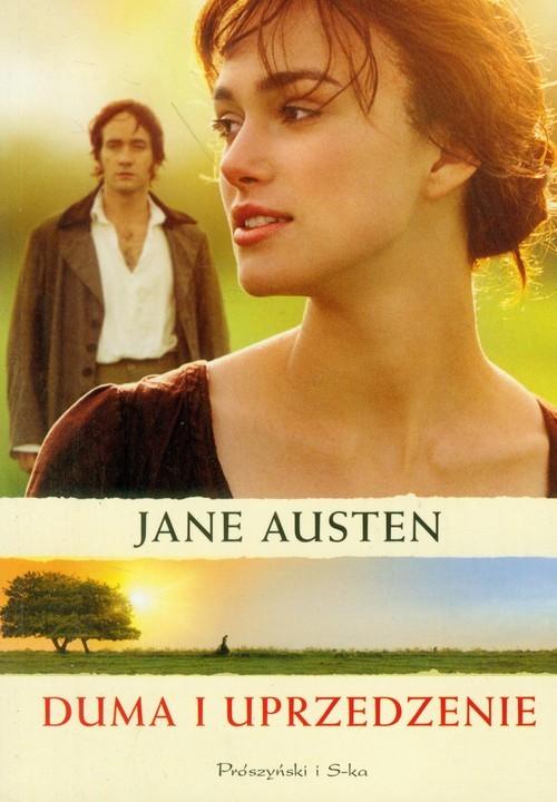 okładka Duma i uprzedzenieksiążka      Jane Austen