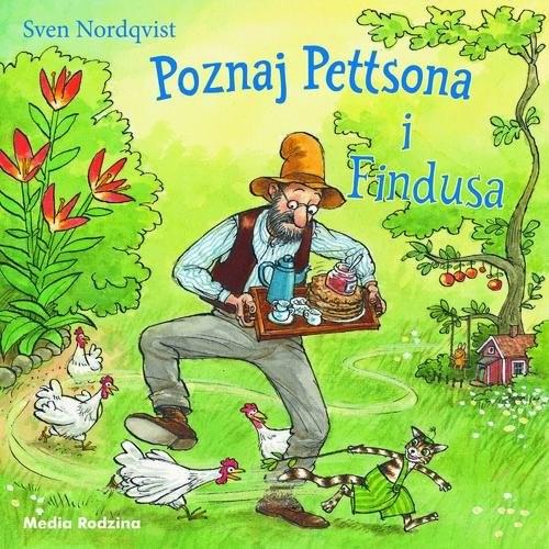 okładka Poznaj Pettsona i Findusaksiążka |  | Sven Nordqvist