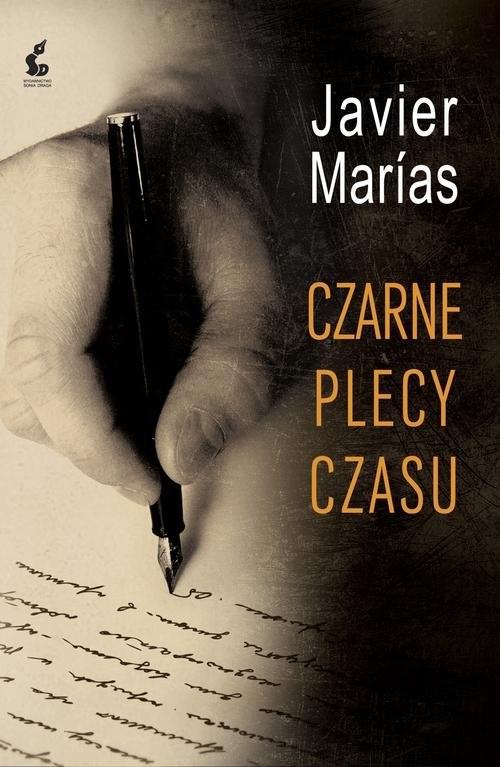 okładka Czarne plecy czasuksiążka |  | Javier Marias