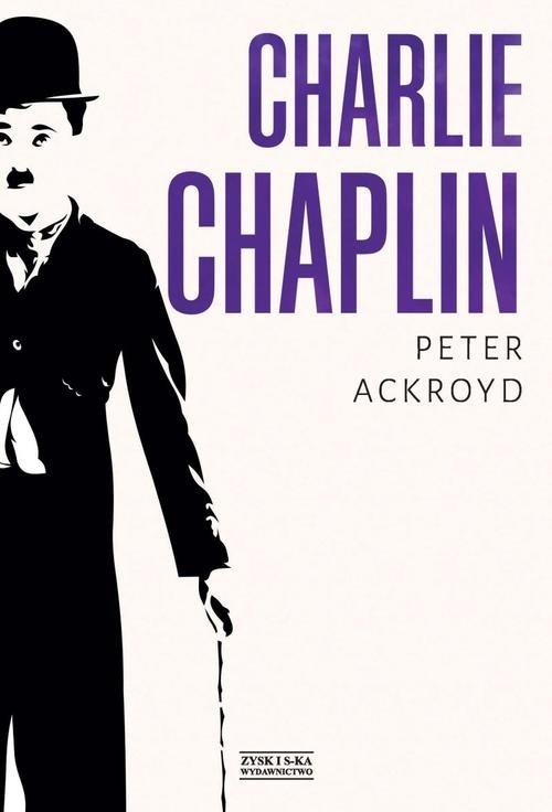 okładka Charlie Chaplinksiążka |  | Peter Ackroyd