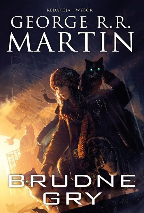 okładka Brudne gryksiążka |  | George R.R. Martin