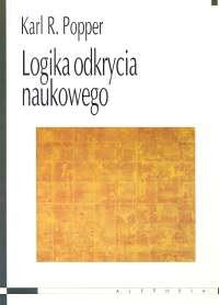 okładka Logika odkrycia naukowegoksiążka      Karl R. Popper