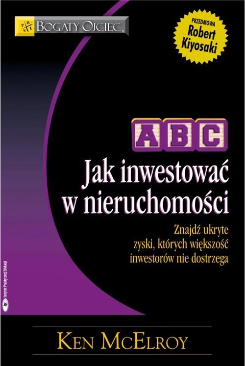 okładka ABC Jak inwestować w nieruchomościksiążka      McElroy Ken