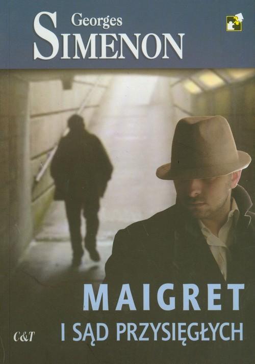 okładka Maigret i sąd przysięgłychksiążka |  | Georges Simenon