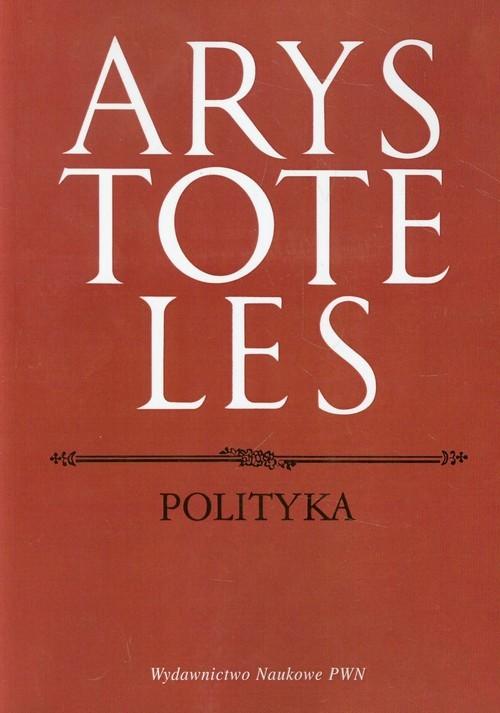 okładka Politykaksiążka      Arystoteles